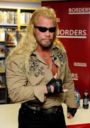 'Dog the Bounty Hunter' Canceled by A&E
