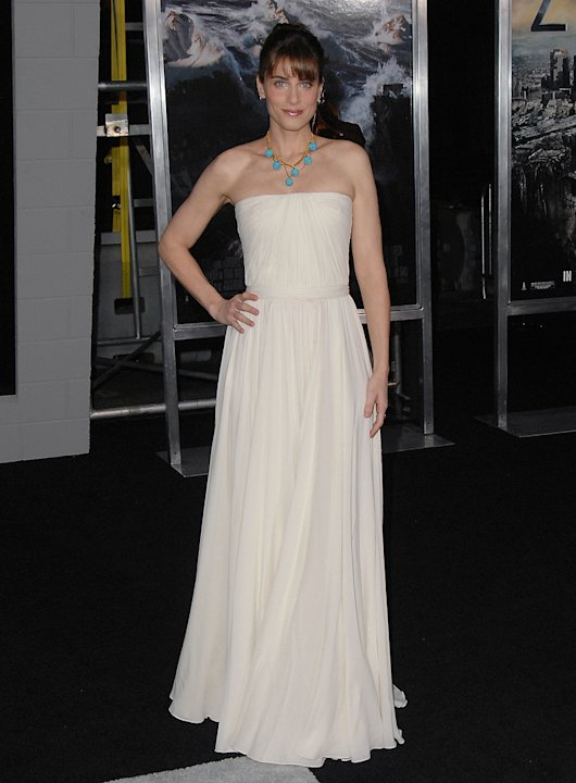 2012 LA Premiere 2009 Amanda Peet