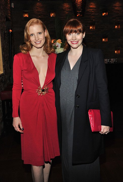 2011 Toronto Film Festival Jessica Chastain Bryce Dallas Howard