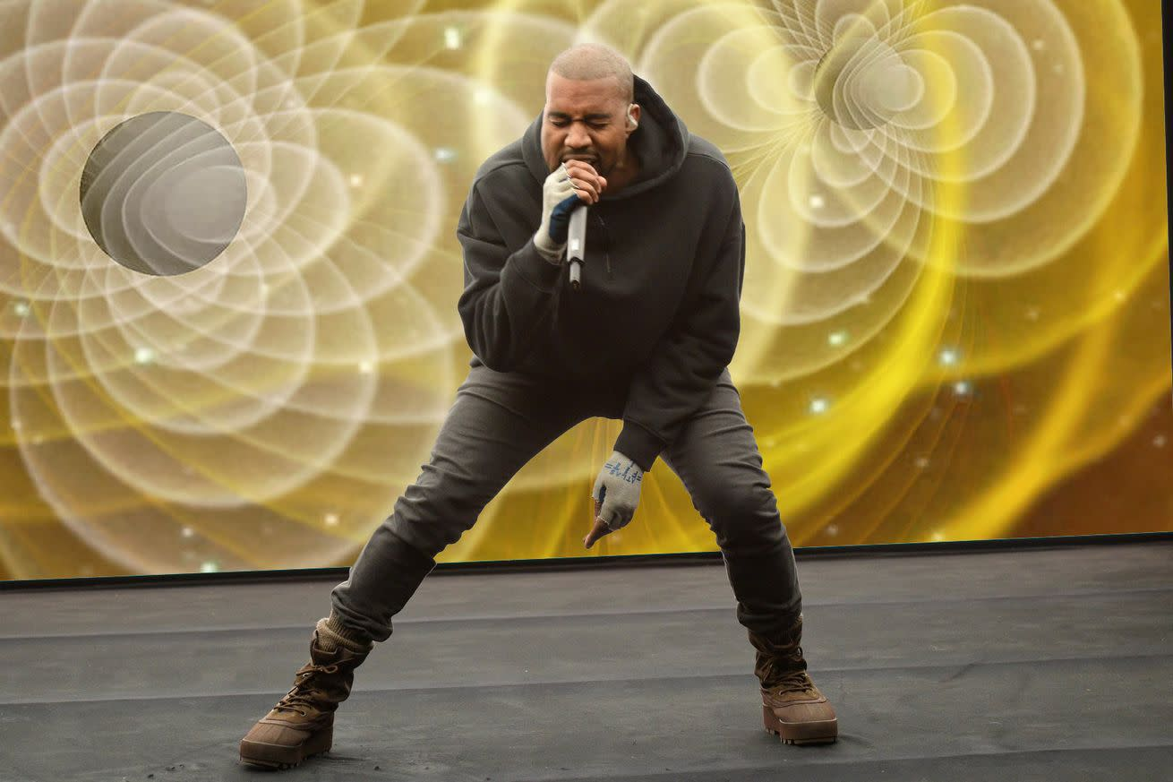 Kanye West should honor Einstein by changing his album name back to Waves