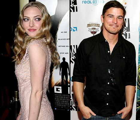 Amanda Seyfried and Josh Hartnett Have Been Dating Since January!