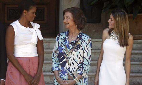 Spain's Queen Letizia to celebrate her birthday at the White House