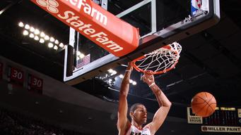 Batum has 19 in Blazers' 86-74 win over Hornets