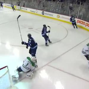 Stars at Jets / Game Highlights