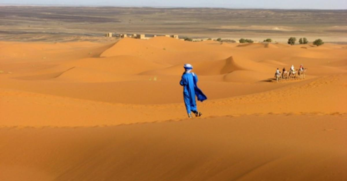The 10 Coldest Deserts Across the World