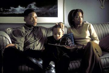 Will Smith and Regina King in Touchstone Pictures' Enemy of the State