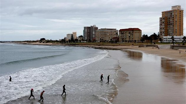 Six players feared dead after ocean swim