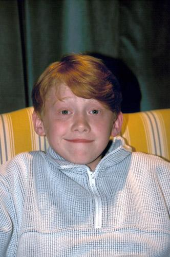 Rupert was 11 when he was cast as Ron Weasley and had only acted school plays and at his local theater group.