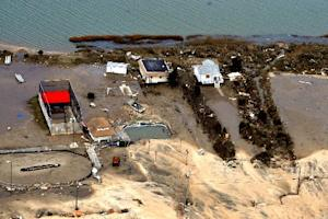 Pollution & Debris Stirred by Sandy Threaten Coastal Waters