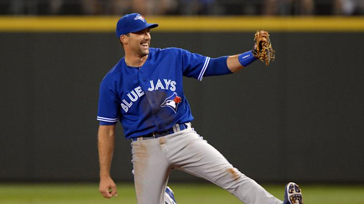 MLB: Toronto Blue Jays at Seattle Mariners