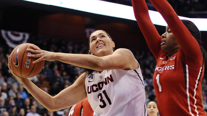 BALLOT BREAKDOWN: UConn still No. 1