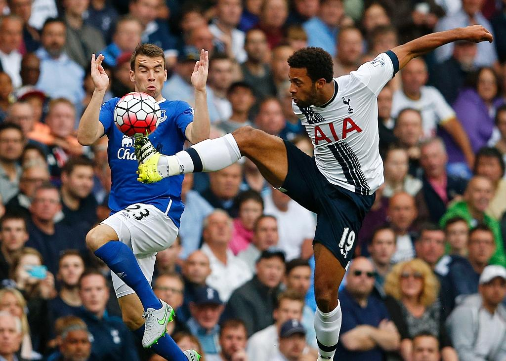 Kane's goal drought continues as Spurs held by Everton