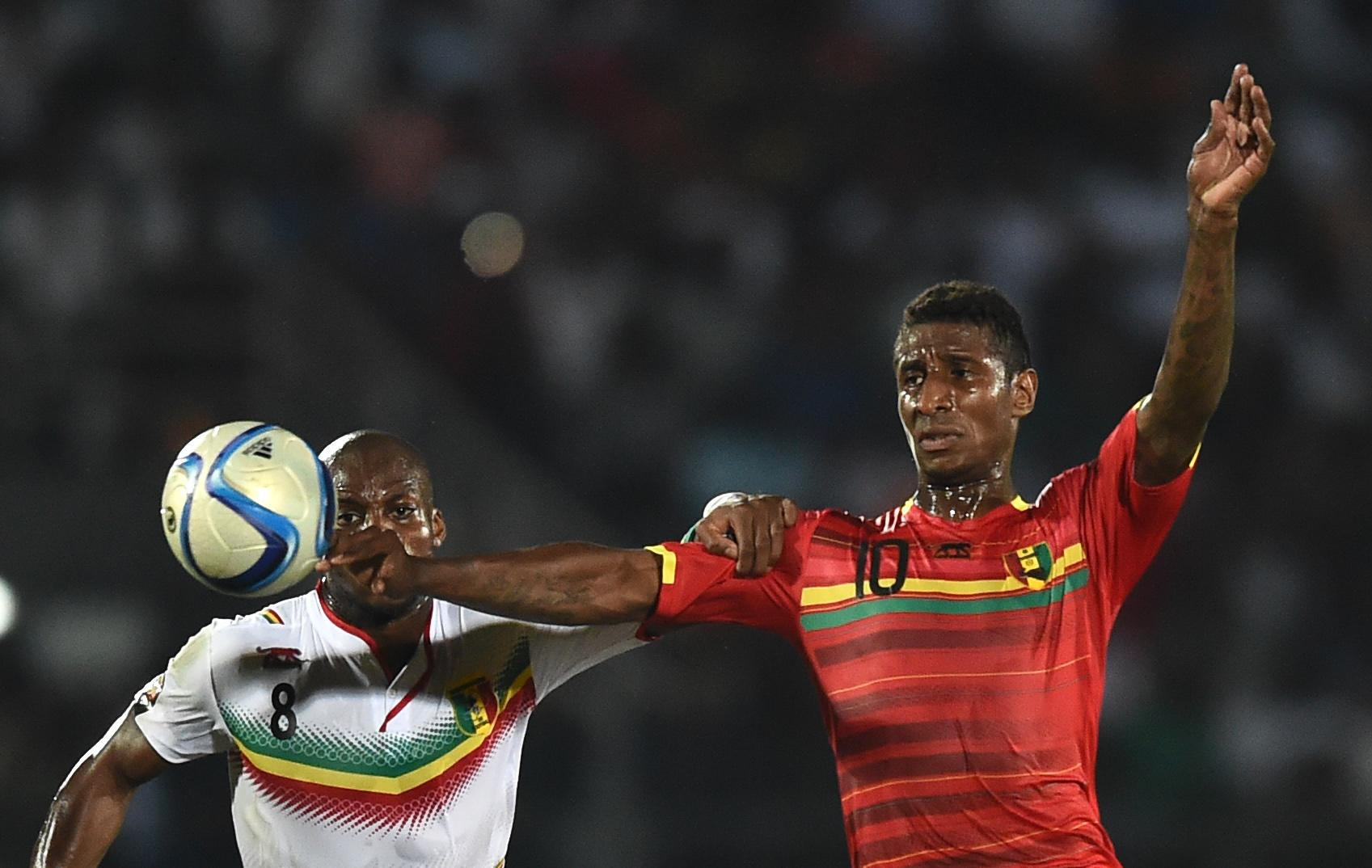 Guinea, Mali coaches say drawing lots unfair