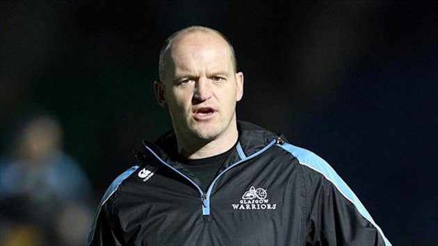 Glasgow coach Gregor Townsend was pleased with his side's efforts in defeat.