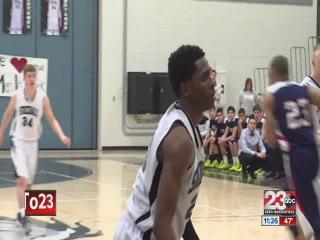 Stockdale boys have little trouble in defeating Liberty