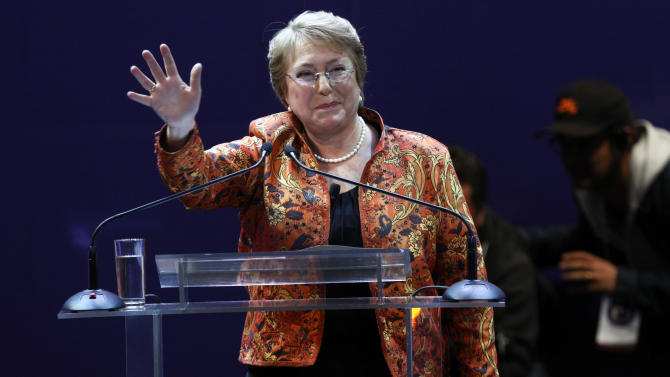 Chile Communists back Bachelet in president vote