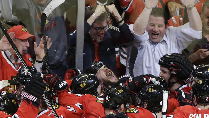 NBC Sports Network sets ratings mark for NHL game