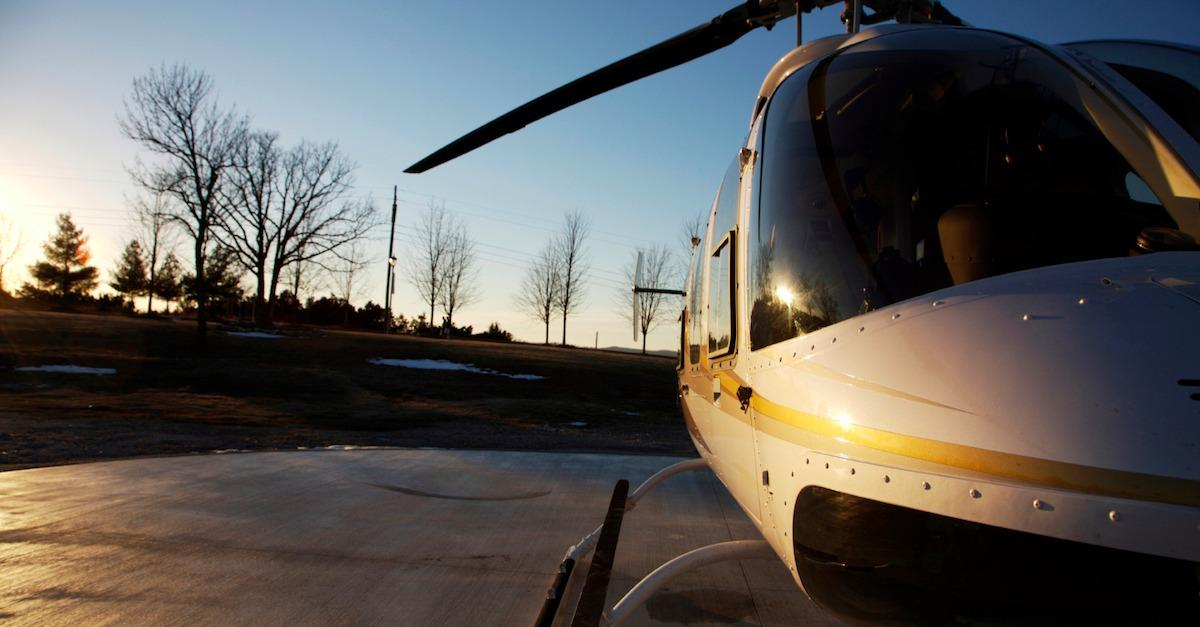 Five Fast Facts about Helicopters You May Not Know