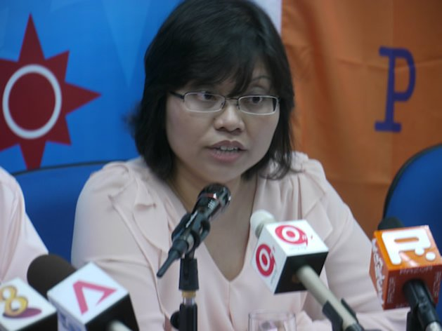 NSP chief Hazel Poa calls for a National Referendum.