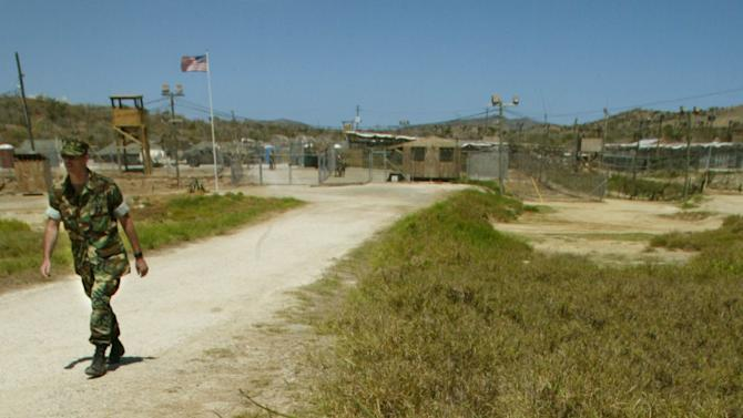 Inside the Guantanamo detention camp
