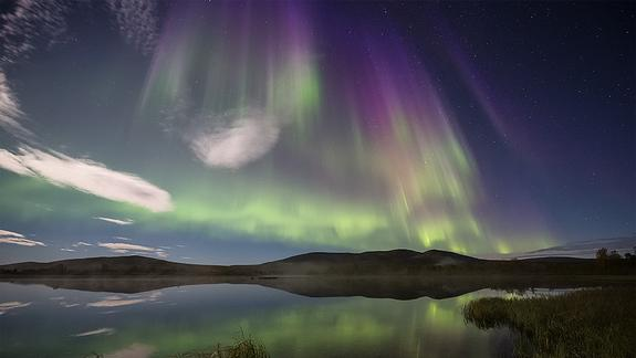 Northern Lights Blaze Up After Big Sun Storm