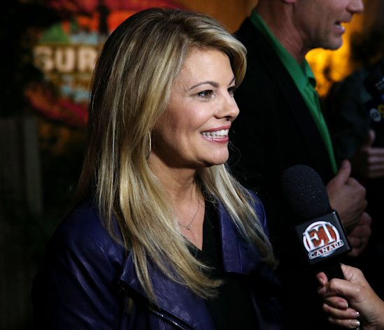 "LOS ANGELES, CA - DECEMBER 16:  Contestant Lisa Whelchel attends CBS' ""Survivor: Philippines"" Finale & Reunion Red Carpet at CBS Televison City on December 16, 2012 in Los Angeles, California.  (Photo by Frederick M. Brown/Getty Images)"