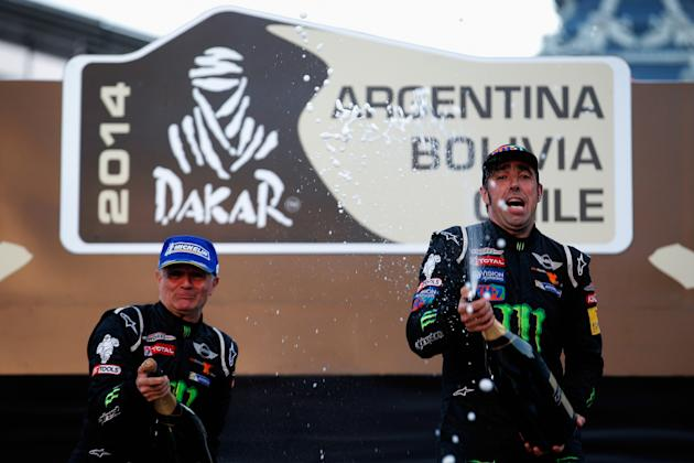 2014 Dakar Rally - Day Fourteen
