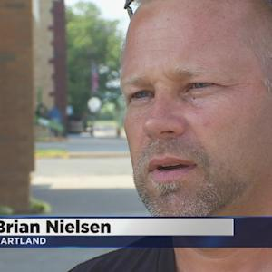 Man Talks About Flying Confederate Flag At Albert Lea Parade