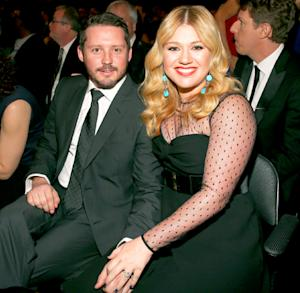 Kelly Clarkson Marries Fiance Brandon Blackstock In Tennessee -- All the Details!
