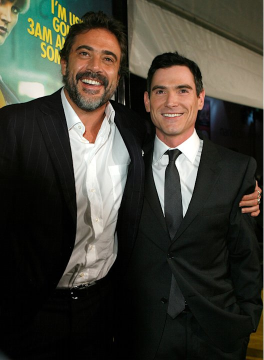 Watchmen LA Premiere 2009 Jeffrey Dean Morgan Billy Crudup