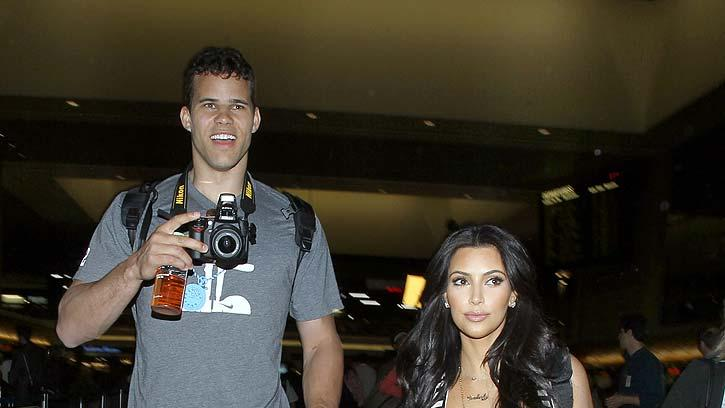 Humphries Kardashian LAX