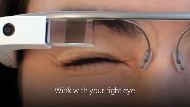 Google Glass Wink Feature Makes Sneaking Photos Even Easier