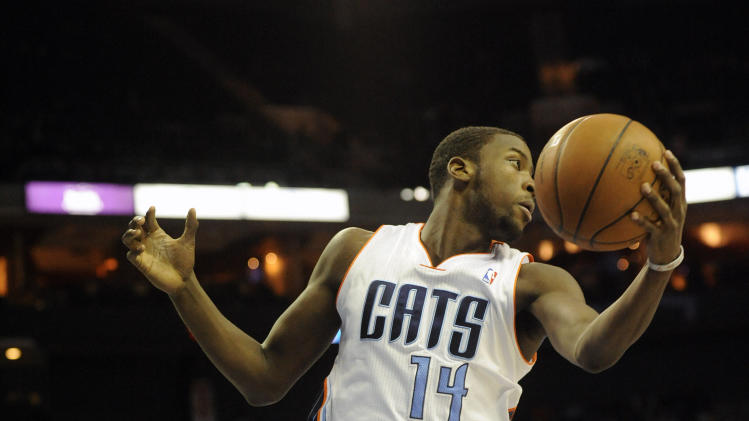 NBA: Orlando Magic at Charlotte Bobcats