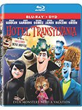 Hotel Transylvania Box Art