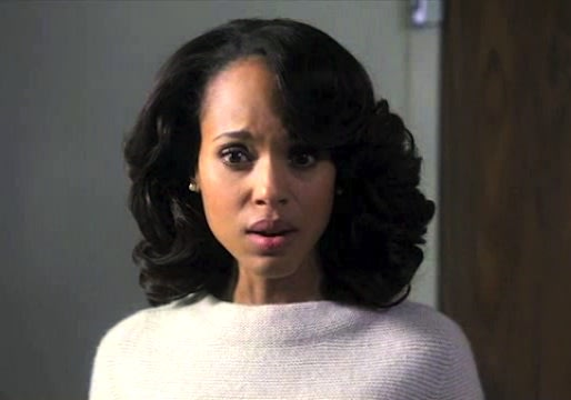 Exclusive Scandal Video: Liv Gets a Wake-Up Call