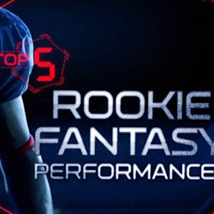 Week 4: Top 5 Rookie Fantasy Performances