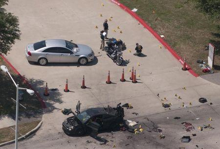 Texas attack shows evolution of 'lone wolf' militants: U.S. officials