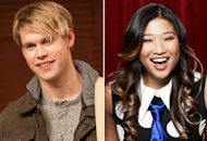Chord Overstreet  and Jenna Ushkowitz | Photo Credits: Fox