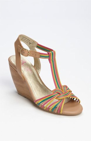 Good Ole Days Sandal by Seychelles