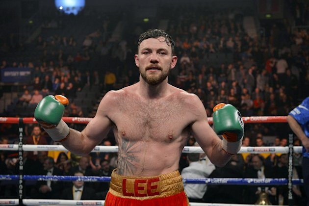 'Let's make it happen' – Andy Lee and Matthew Macklin call each other out