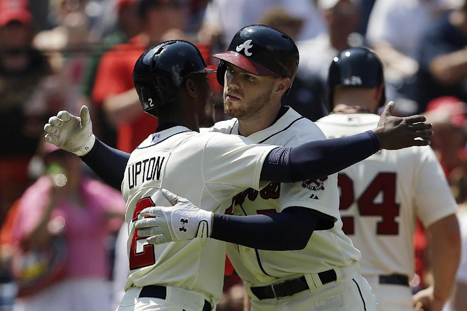 Freeman hits 3-run HR, Braves beat Marlins 9-4