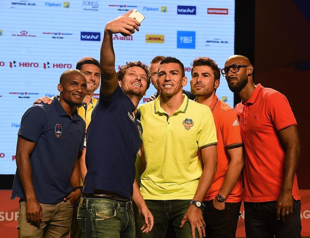 Veteran football bad boys find new home in India
