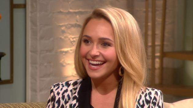 Hayden Panettiere Talks Faith Hill Red Carpet Moment & Raves About Connie Britton  -- Access Hollywood