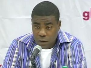 Tracy Morgan Mocks Mentally Disabled In His First Standup Performance Following Homophobic Debacle