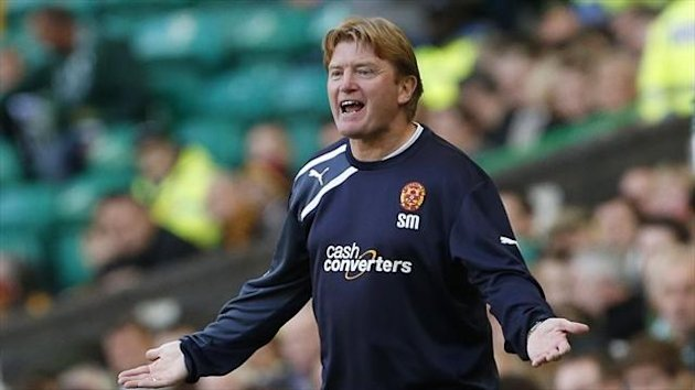 Stuart McCall feels the display against St Johnstone was Motherwell's best since he took over