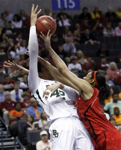 Louisville upsets Griner and No. 1 Baylor 82-81