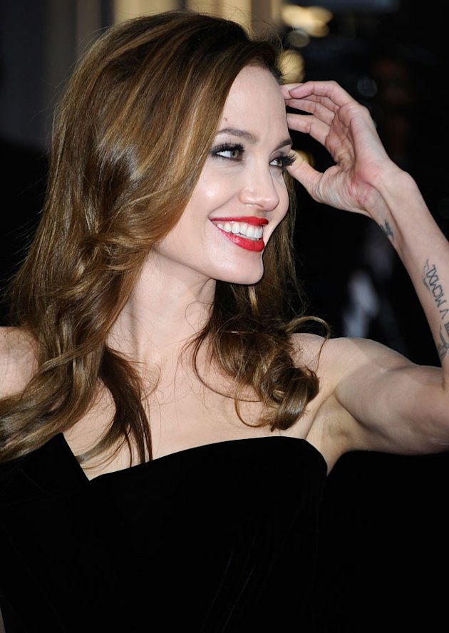 Angelina Jolie is rumoured …