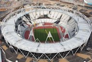 A picture from the London Organising Committee of the London Olympic Stadium. West Ham United took an important step towards moving into London's Olympic Stadium after being granted 'first bidder' status by the London Legacy Development Corporation (LLDC) on Wednesday