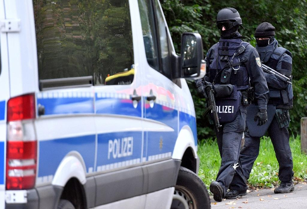 Syrian IS suspect charged with scouting Berlin attack sites