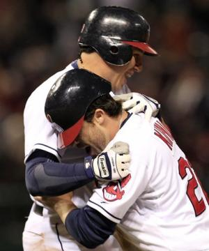 Cabrera's hit in 9th lifts Indians over Angels 3-2
